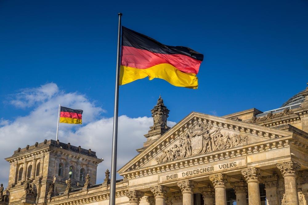 Немецкое предложение по конт…