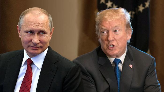 Встреча Путина и Трампа состоялась, но была краткой