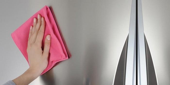 Теперь понятно, почему нержавейка так блестит в магазинах и номерах отелей!