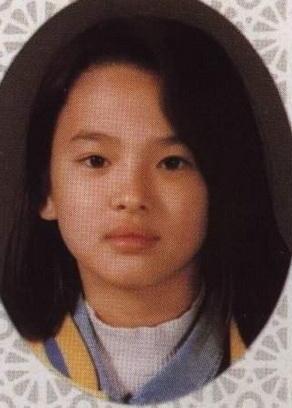 Сон Хе Гё в детстве. Фото