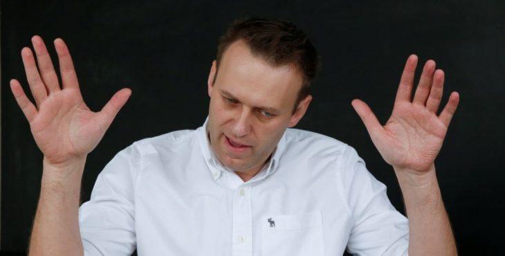 От «зеленого пиара» до разбитых голов: Алексей Навальный прет по плану, несмотря на позонное фиаско Николая Ляскина. Западные порядки против прозападных активистов