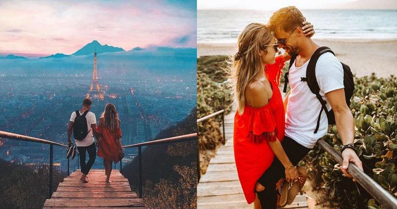 Блогеры-путешественники опуб…