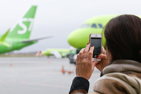 S7 предупредила власти об угрозе остановки российских авиакомпаний