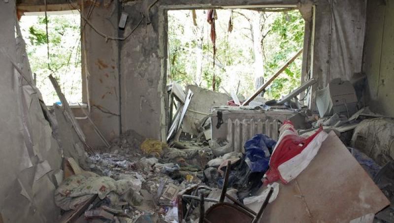 """""""Воины света"""" в донецкой Красногоровке минируют дома после разграбления"""