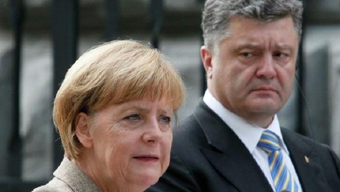 Два немецких гвоздя в украинскую мечту