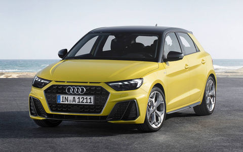 Новый Audi A1: дамский угодник