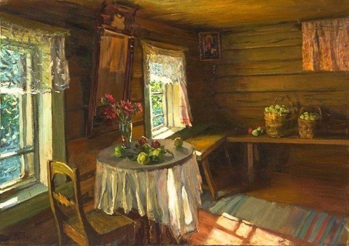художник Григорий Чайников картины - 12