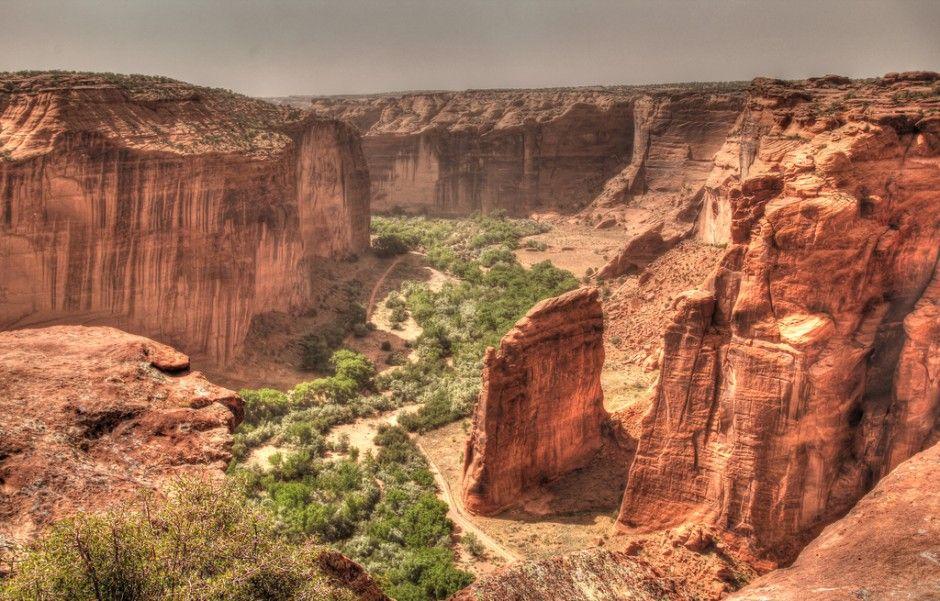 1824 20 самых красивых каньонов мира