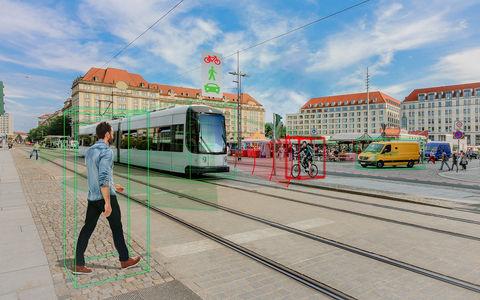 Continental хочет сделать трамваи абсолютно безопасными