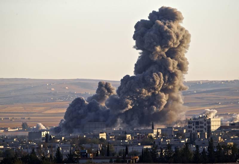 Хотели по ИГ – получилось как всегда: Вашингтон обстрелял мирных сирийцев