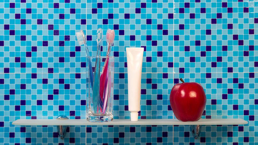 Код зубной пасты