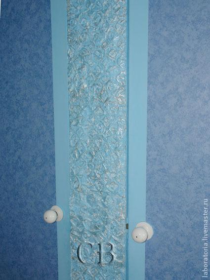Декор стены. Прекрасный материал для дизайна  - яичная упаковка