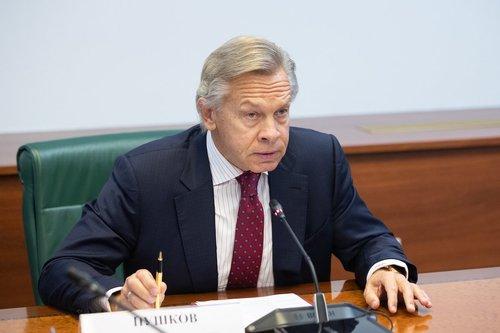 Пушков прокомментировал выход США из договора о РСМД