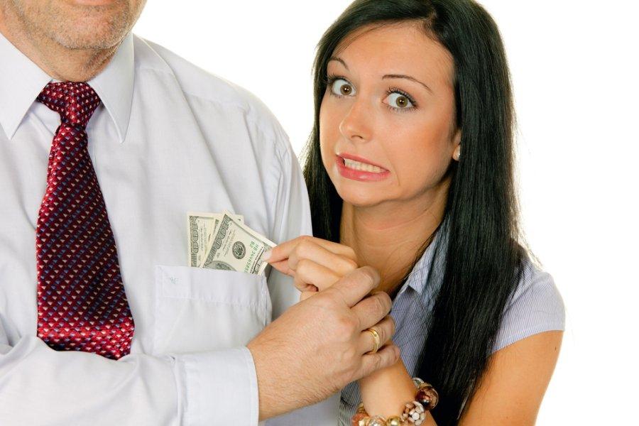 Как сделать чтобы муж не брал кредиты