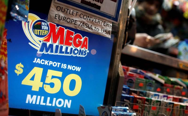 Парень выиграл в лотерею 450 миллионов долларов благодаря позитивному мышлению