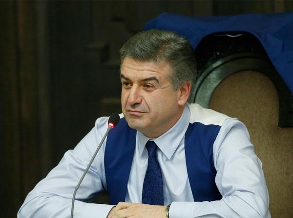 Премьер-министр Армении отправится срабочим визитом вМоскву