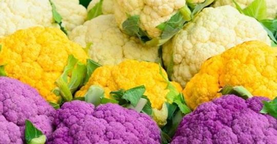 В случае, если вы не знали, этот овощ имеет более 100 витаминов, питательных веществ и минералов!