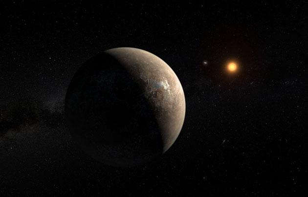 Проксима Центавра: признаки суперземли возле ближайшей соседки Солнца