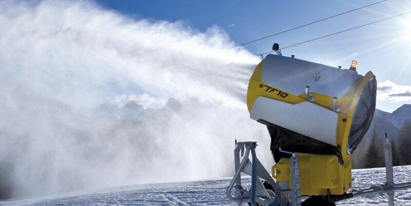 Ледяное оружие: какизачем изготавливают снег