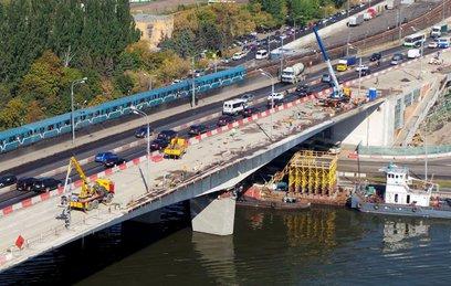 Собянин: завершен капитальный ремонт Нагатинского моста
