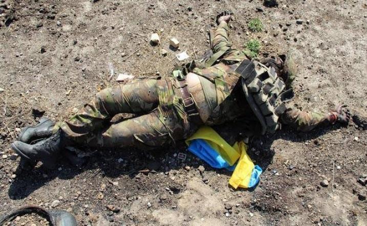 На Донбассе уничтожен каратель с Западной Украины (+ФОТО)