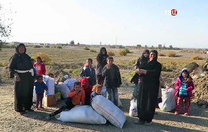Власти Сирии обеспечат безопасность возвращающихся беженцев