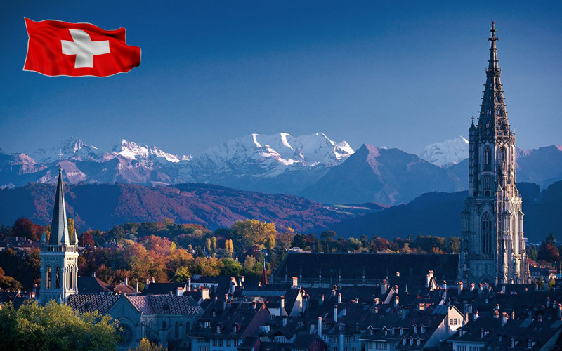 Швейцария — одна из самых благополучных в мире стран.