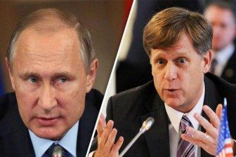 """""""Не виноватая я!"""": """"мистер Перезагрузка"""" накатал книгу-пасквиль на Путина"""
