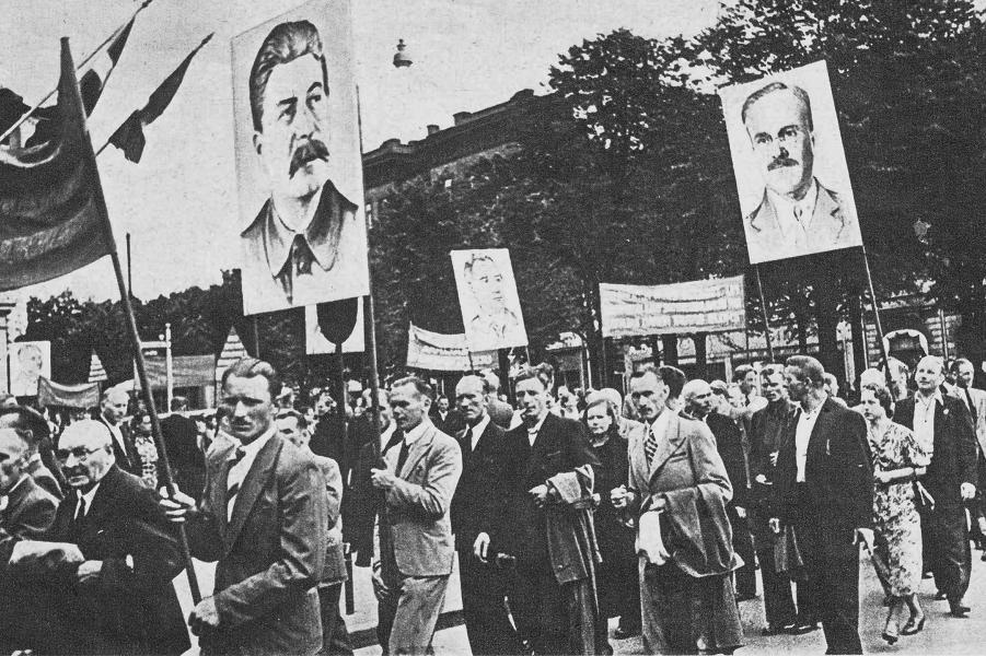 Оккупации Прибалтики СССР не было, платить не за что?