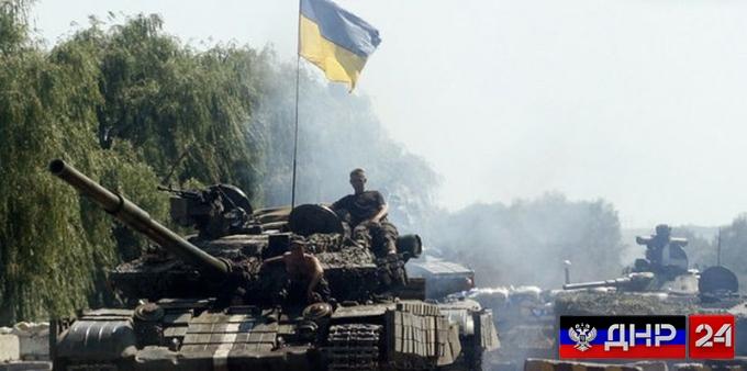 На украинских складах оружия осталось на неделю войны