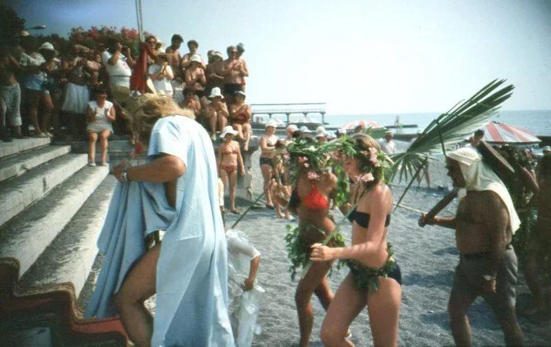 Праздник Нептуна или День Нептуна пришел к нам от самых настоящих моряков!