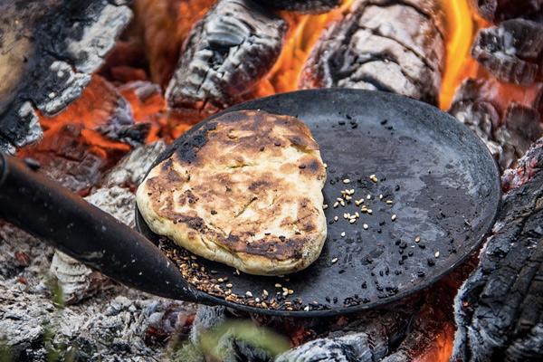 Правила приготовления блюд на костре