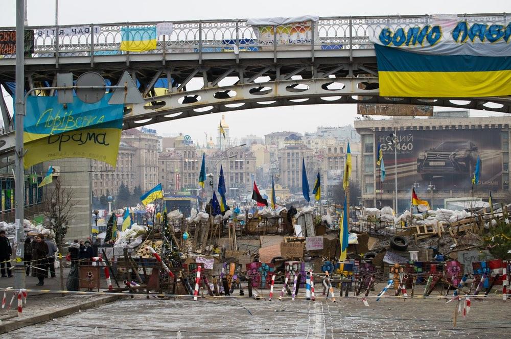 Маршрут Украины лежит в никуда