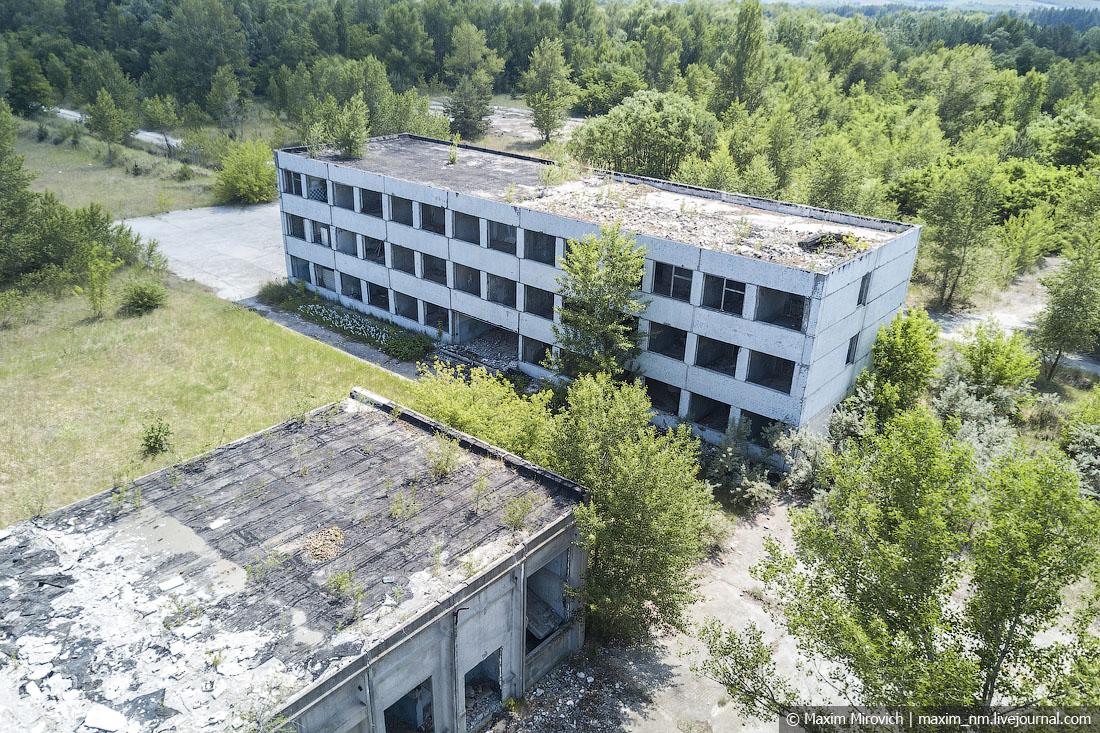 Чигиринская АЭС и брошенный город Орбита