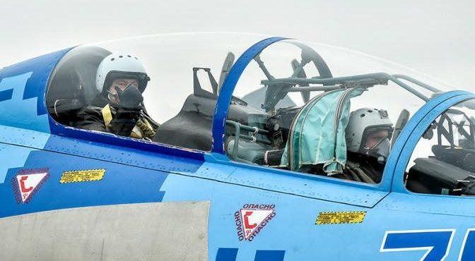 «Соколы» Порошенко спешат на войну с Россией