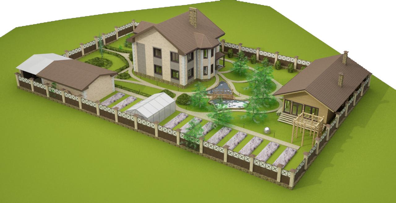 Картинки по запросу Планировка участка под дом