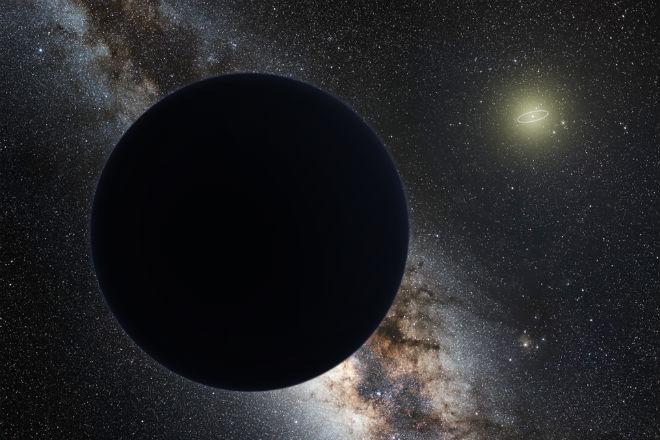 Ученые получили доказательство существования планеты Х в Солнечной системе