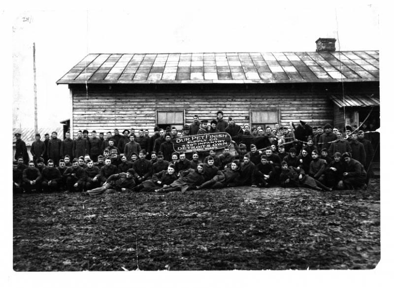 «Русский» американский полк
