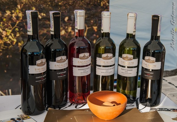 Вкрупнейшем торговом центре Китая открылся музей грузинского вина
