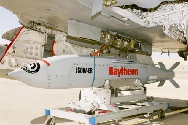 Контракт на создание авиационной оперативно-тактической крылатой ракеты JSOW-ER