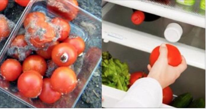 Оказывается, всю жизнь хранила помидоры неправильно. Теперь знаю, почему они так быстро портились
