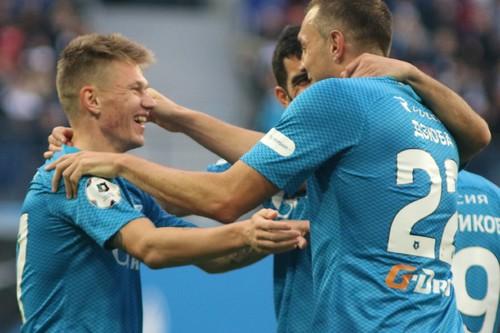 Ожесточенная схватка «Зенит» - «Локомотив» завершилась внушительным счетом 5:3