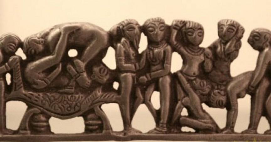 Разные странные сексуальные ритуала в мире