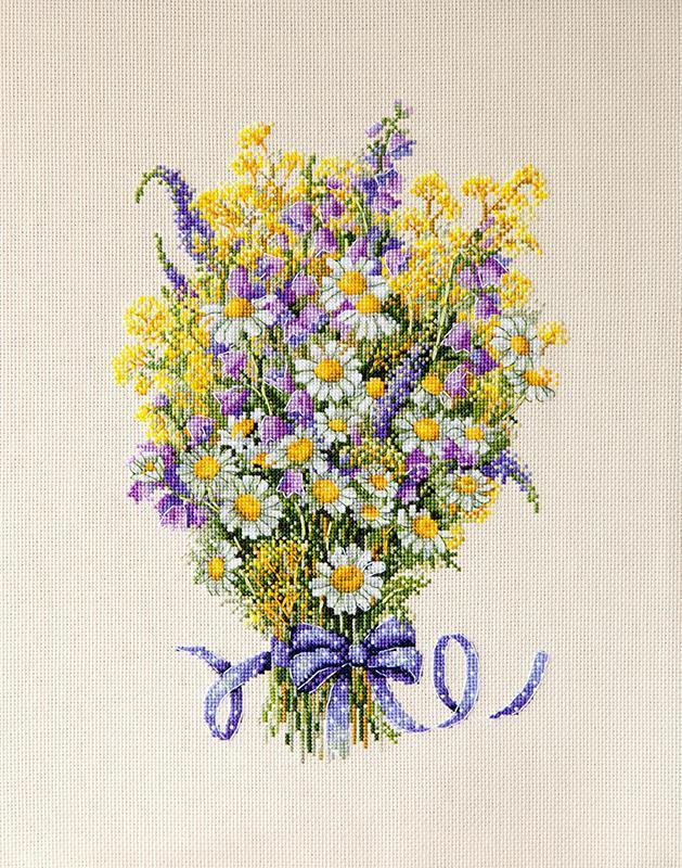 """Пожалуйста, помогите найти схему  К-72 """"Летние цветы"""""""