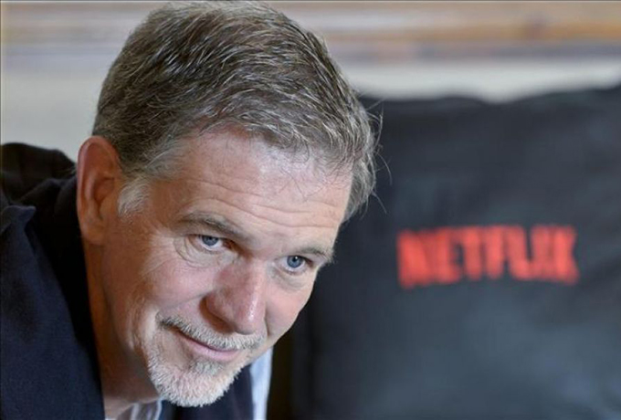 Основатель Netflix Рид Хасти…