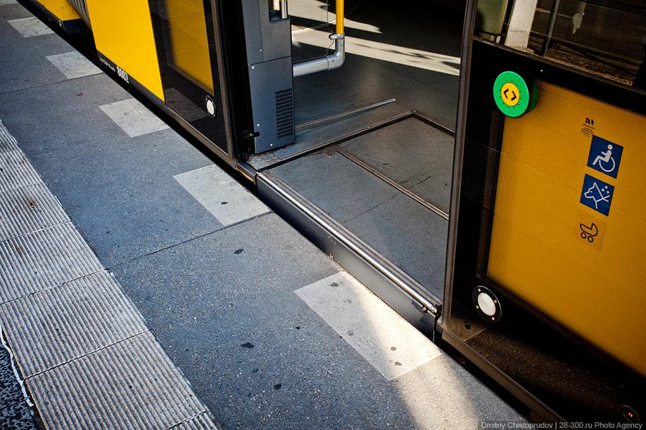 Berlin 11 Общественный транспорт Берлина