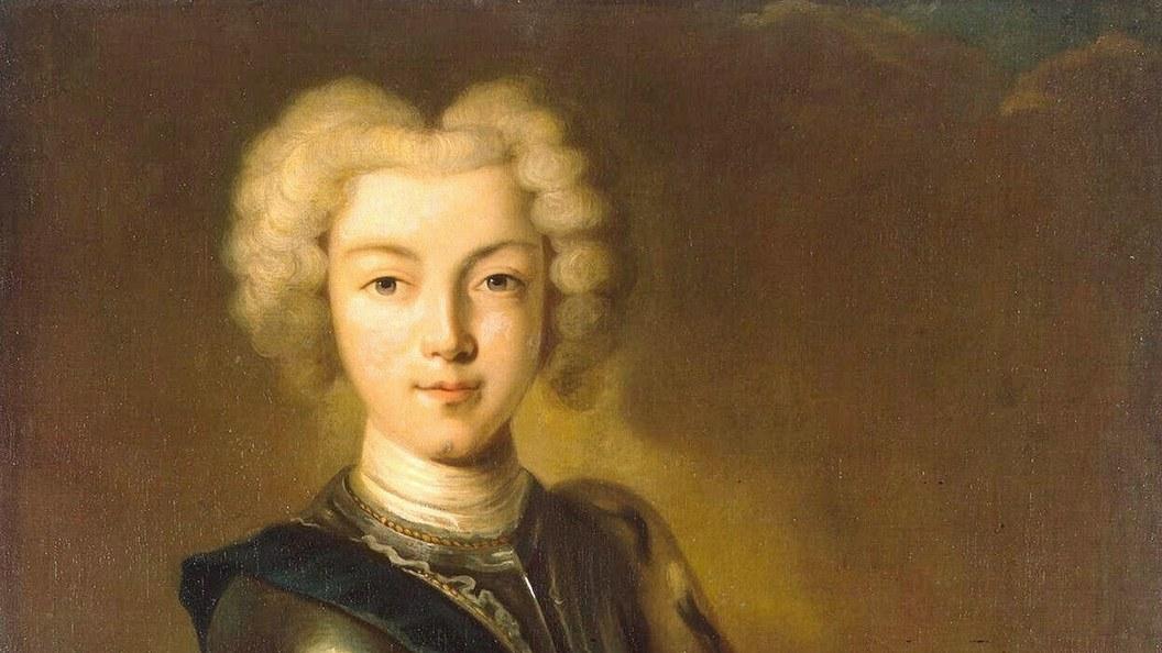 Один день в истории: вступление на престол Петра II