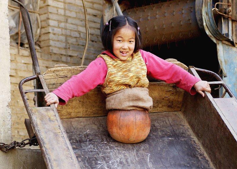 Эта китаянка является живым олицетворением слов «Никогда не сдавайся»