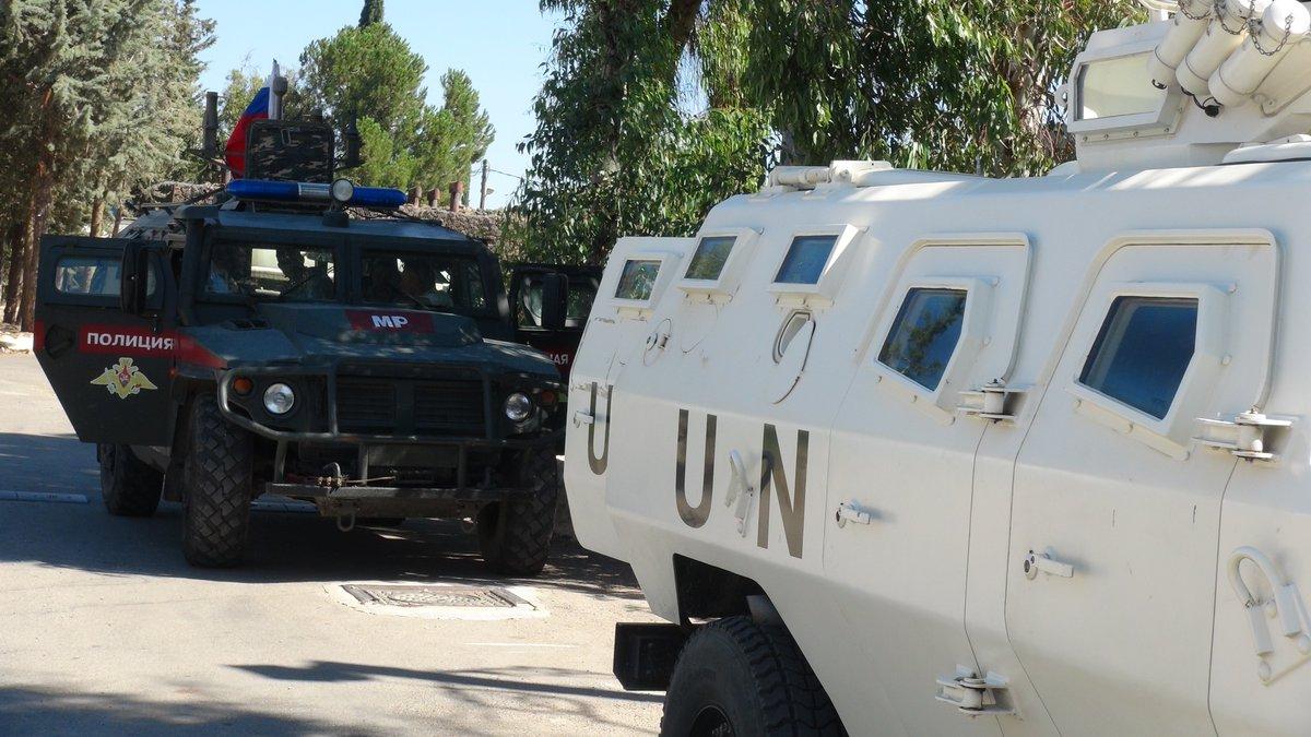 Сирия: Российские военные обнаружили на посту ООН производство бомб и поясов смертников (+ФОТО)