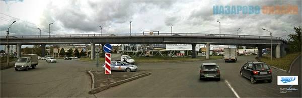 На автодороге Красноярск - Солонцы изменится схема движения